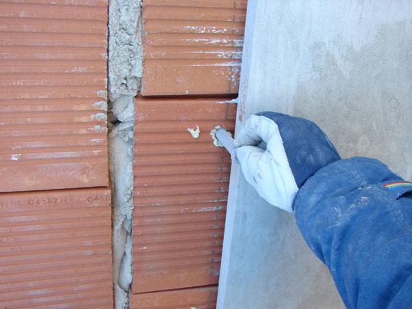 Aplacados y fachadas pegadas de piedra natural sogestone - Aplacado piedra fachada ...