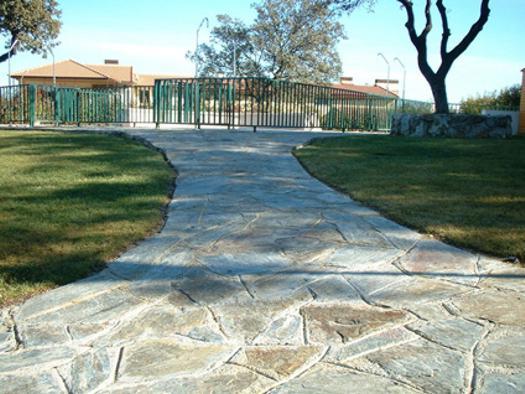 Galeria fotos de piedra natural sogestone soluciones en - Piedra natural para suelos ...