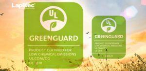 La certificación GreenGuard